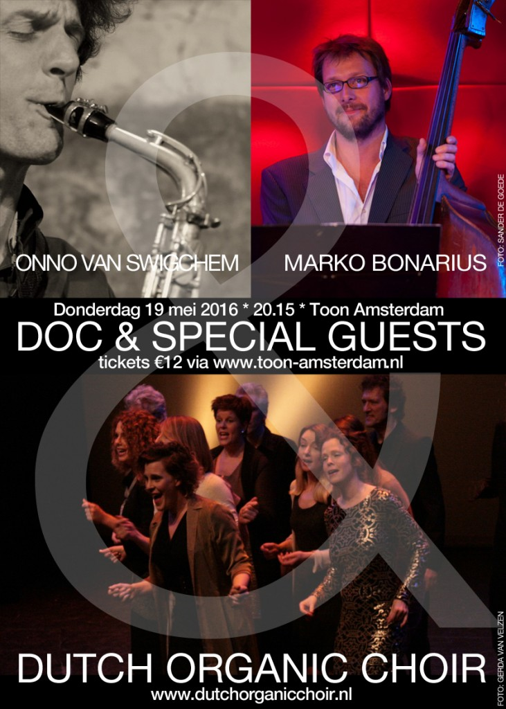 DOC Special guests 19 mei 2016-poster